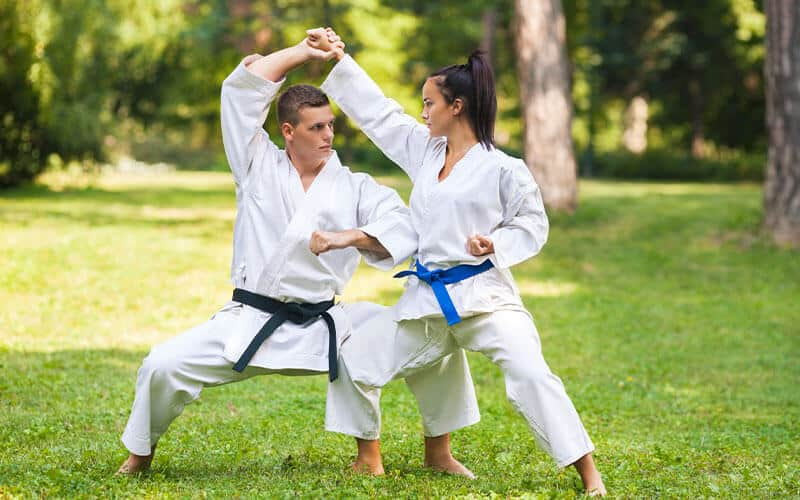 Martial Arts Lessons for Adults in Carrollton TX - Outside Martial Arts Training